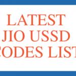 Jio USSD codes list Jio net balance check 2021